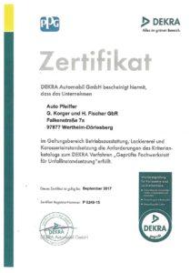DEKRA-Zertifikat-zum-Lackieren